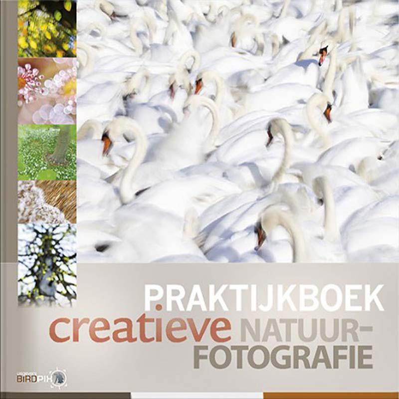 Cover Praktijkboek creatieve natuurfotografie.